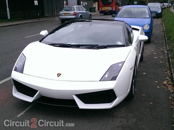 Wheeler Dealer Mike Brewer Lamborghini Urraco Circuit2circuit